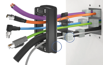 Kraiburg FR TPE/Nylon Connector Bonding