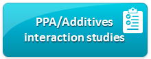 PPA/Additives interaction studies