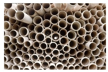 Polyvinylchloride pipes application