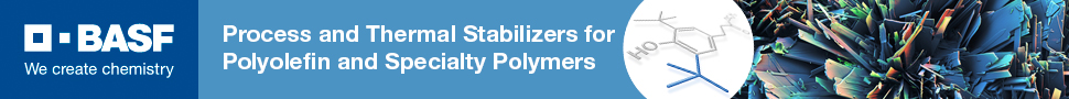 Process and thermal stabilizers for Polyolefin