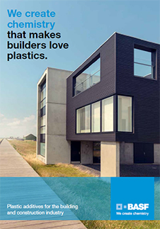 BASF light stabilizers for Building and Construction