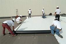 Long Lasting TPO Roofing membranes with  Chimassorb® 2020 Light Stabilizer