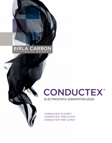 Birla Carbon offers Conductex ELECTROSTATIC DISSIPATION