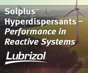 Solplus Hyperdispersants performance in Reactive Systems