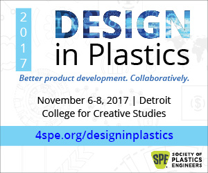 Design in plastics conference