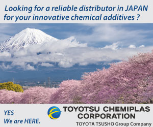 Looking a reliable distributor in japan for your innovative chemical additives?