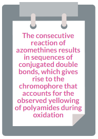 Thermal Oxidation of Polyamides