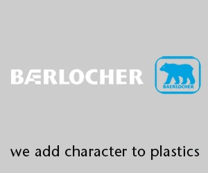 Baerlocher add character to plastics